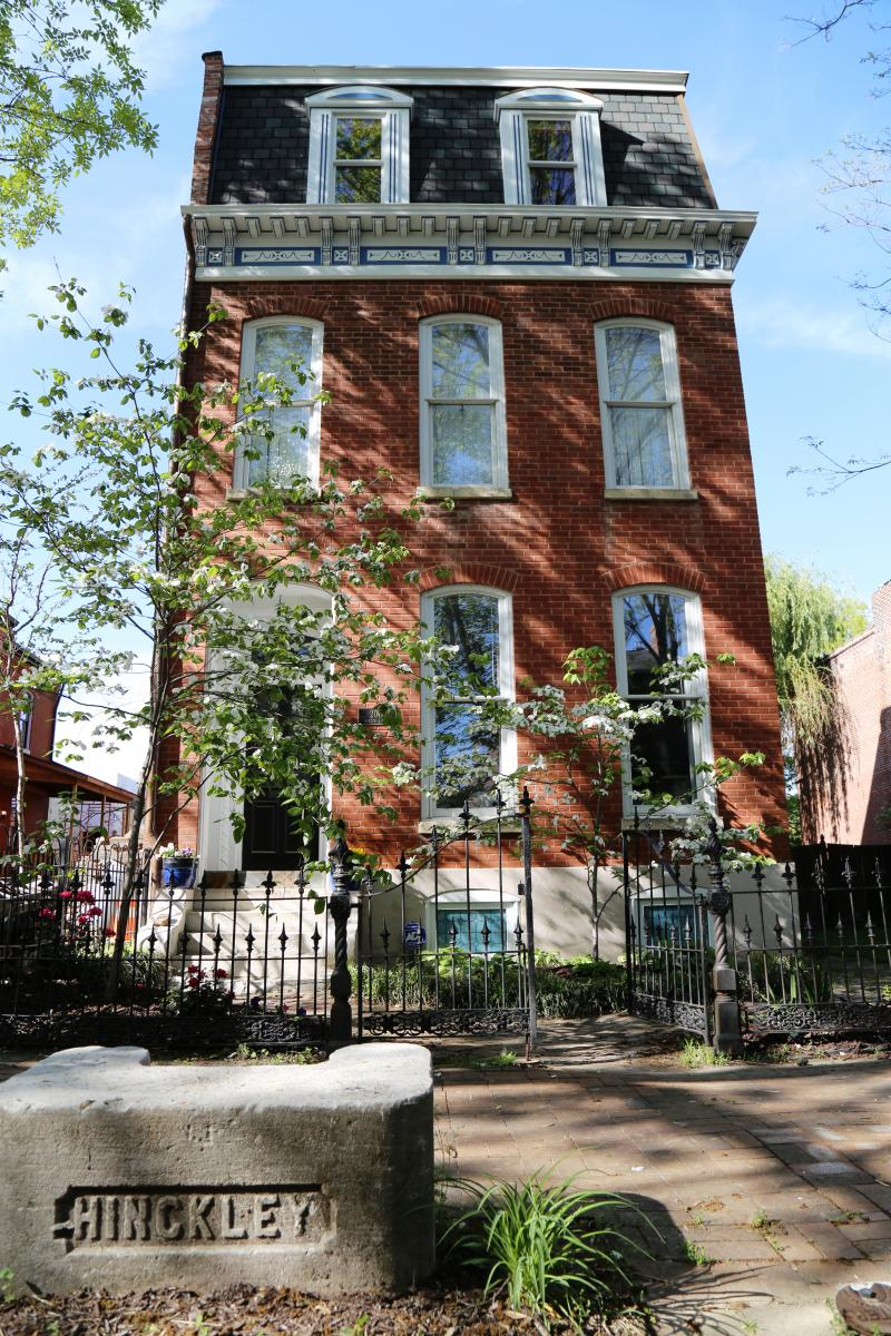 In The St Louis Region Built Environment Surrounds Us With A Wealth Of Architectural History That Includes French Colonial German Early American And